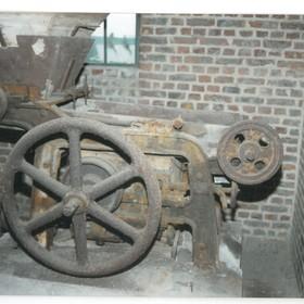 Concasseur moulin à cylindres