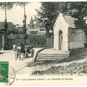La chapelle de Montay