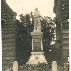 Monument aux enfants de Montay morts pour la France