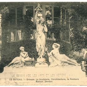 Sculpture de la maison Devaux