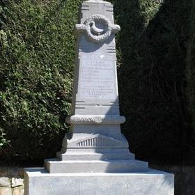Mémorial aux colombophiles fusillés en 1914