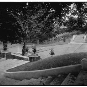 Photographie du parc Fénelon