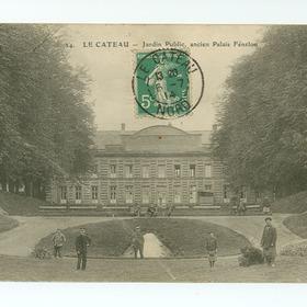 Le Cateau, ancien palais Fénelon