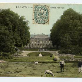 Carte postale, Palais Fénelon