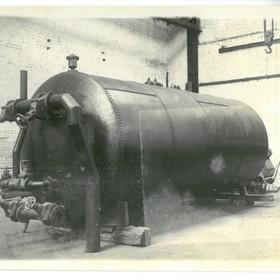 Machine - outil de l'usine Degrémont Le Cateau