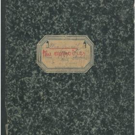 Journal de M. Léandre, combattant à Verdun lors de la Première Guerre mondiale