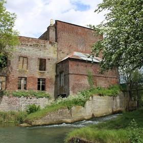 Moulin du Tordoir chemin de Montay